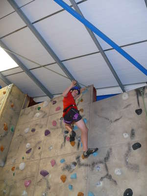 Indoor Climbing wall 2