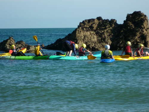 Sea Kayaking 2